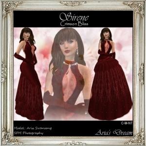 Sirene Crimson Bliss